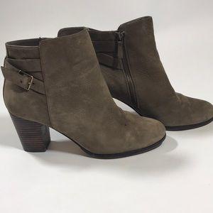 3 inch heeled booties